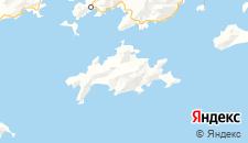 Отели города Илья-Гранди на карте
