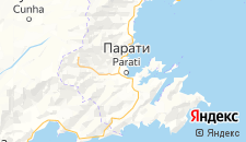 Отели города Парати на карте