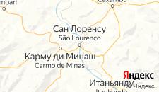 Отели города Сан-Лоренсу на карте