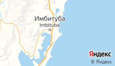 Отели города Имбитуба на карте
