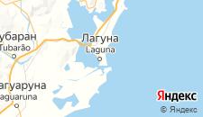 Отели города Лагуна на карте
