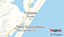 Отели города Торрис на карте