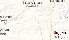 Отели города Сан-Педру-да-Серра на карте