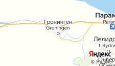 Отели города Гронинген на карте