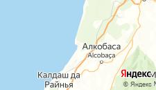 Хостелы города Назаре на карте