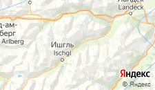 Отели города Бах на карте