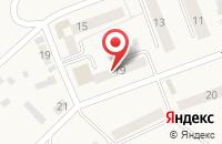Схема проезда до компании Сириус в Тулуне