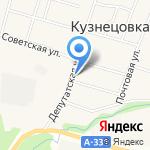 Фельдшерско-акушерский пункт на карте Братска