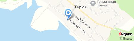 Продуктовый магазин на карте Тармы