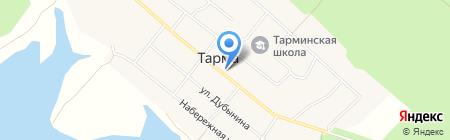Дебют на карте Тармы