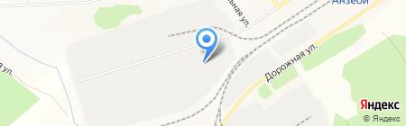 Росинтер М на карте Братска