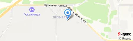 Ферронордик Машины на карте Братска
