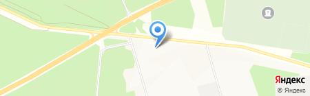Лифтинг на карте Братска
