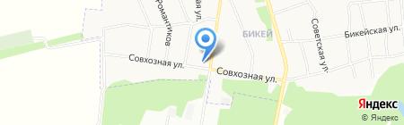 БратскАвтоГруз на карте Братска