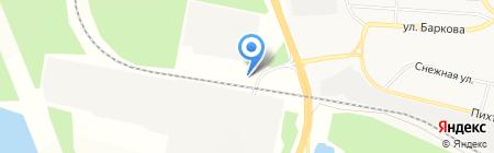Шашлычная на карте Братска