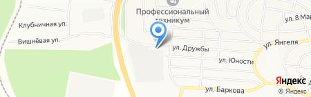 У Палыча на карте Братска
