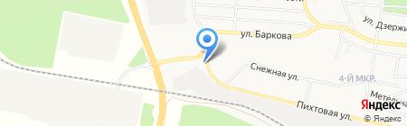 Гурман на карте Братска