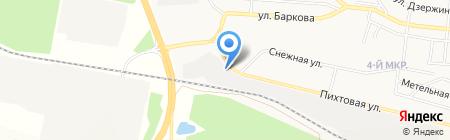 Запчасти за час на карте Братска