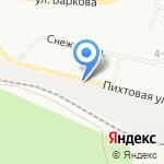 Авто-Стиль на карте Братска