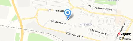 Рекорд на карте Братска