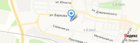 БраС-Сервис на карте Братска