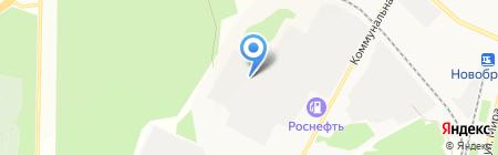 ФилиппОК на карте Братска