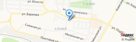 Электросервис на карте Братска