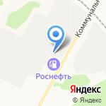 Оптово-розничный склад №58 на карте Братска