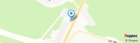 Pit Stop на карте Братска
