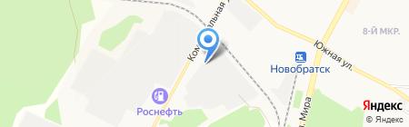 TORA Сервис на карте Братска