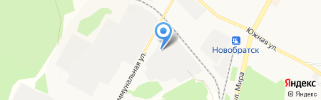 VoltAuto на карте Братска