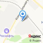 Авто СВ на карте Братска