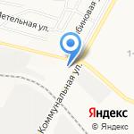 Ангаро-Байкальское территориальное управление на карте Братска