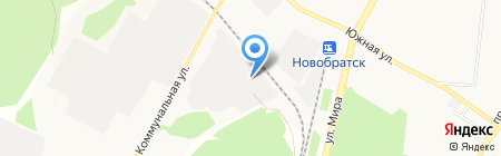 Стартеры и генераторы на карте Братска