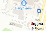 Схема проезда до компании Сити-пак в Братске
