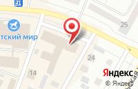 Схема проезда до компании Газета Знамя в Братске