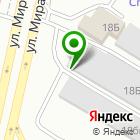 Местоположение компании Березка-2