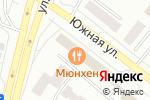 Схема проезда до компании АДС в Братске