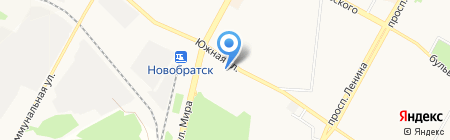 Эксперт на карте Братска