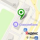 Местоположение компании ИДЕЯ