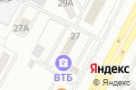 Схема проезда до компании Банк ВТБ 24, ПАО в Братске