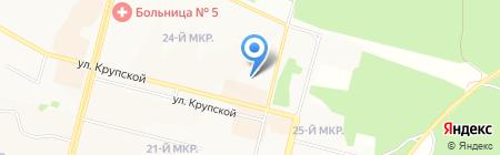Ваш доктор на карте Братска