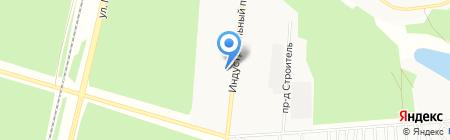 R сервис на карте Братска