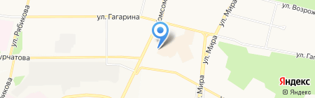 Сладкоежка на карте Братска
