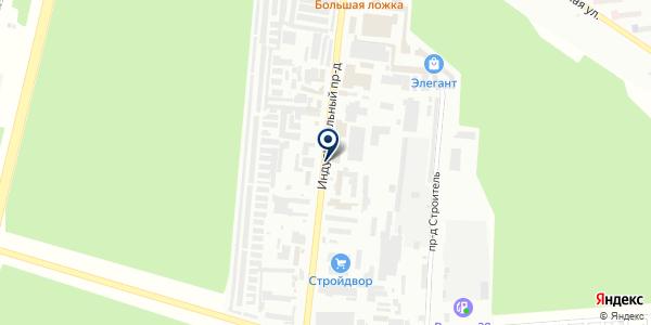 ExMail на карте Братске