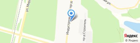 Компания по изготовлению официальных дубликатов государственных регистрационных автомобильных знаков на карте Братска