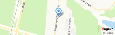 Реал-Сервис на карте Братска
