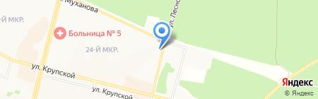 Центр исследований на детекторе лжи на карте Братска