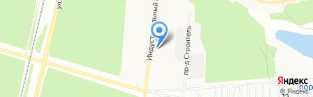 Инстроймебель на карте Братска
