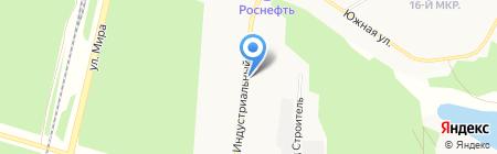 СОЛО на карте Братска